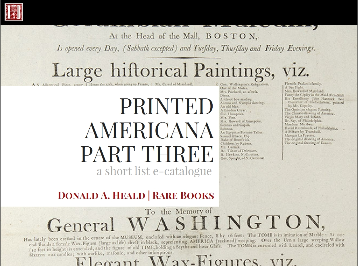 Printed Americana, Part Three
