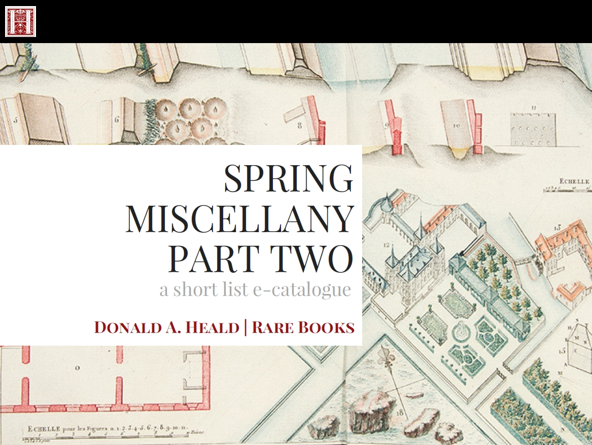 Spring Miscellany, Part Two