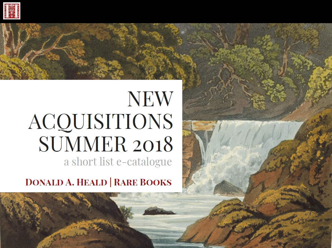 New Acquisitions Summer 2018