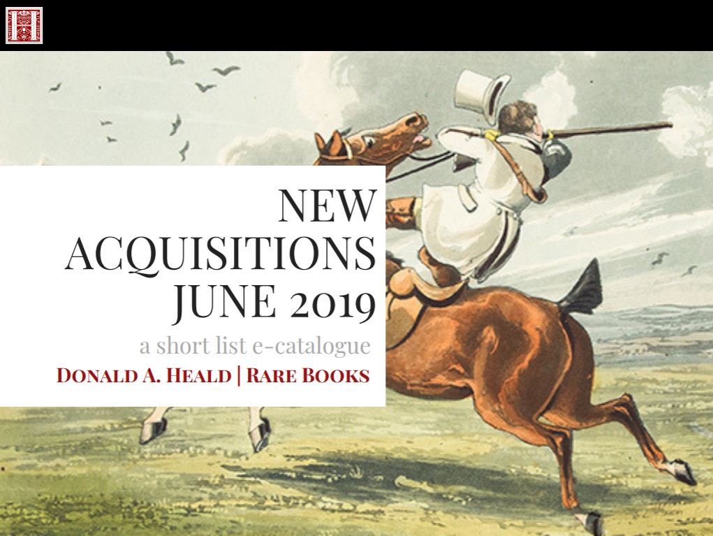 New Acquisitions June 2019