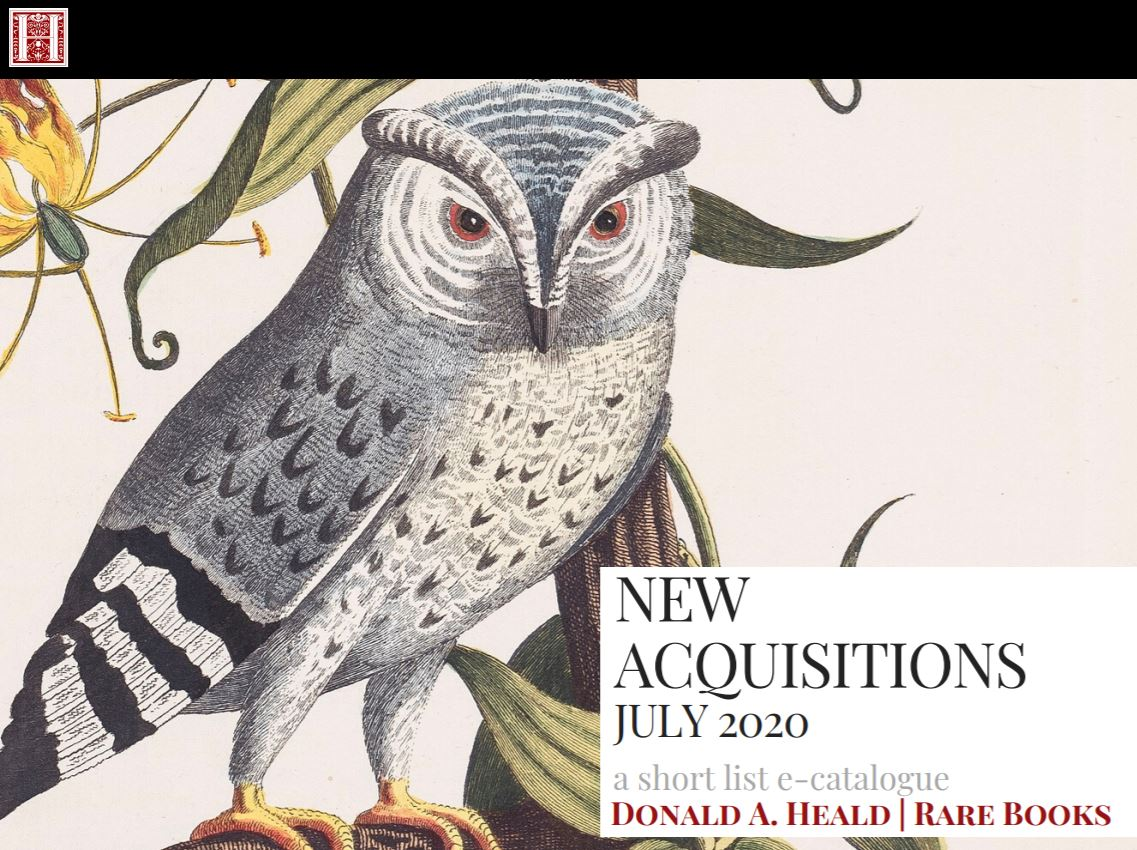 New Acquisitions July 2020