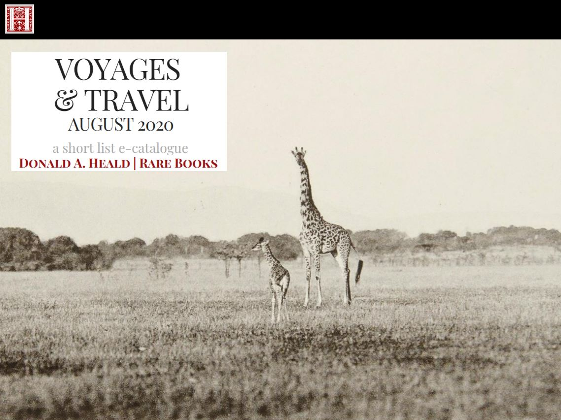 Voyages & Travel August 2020