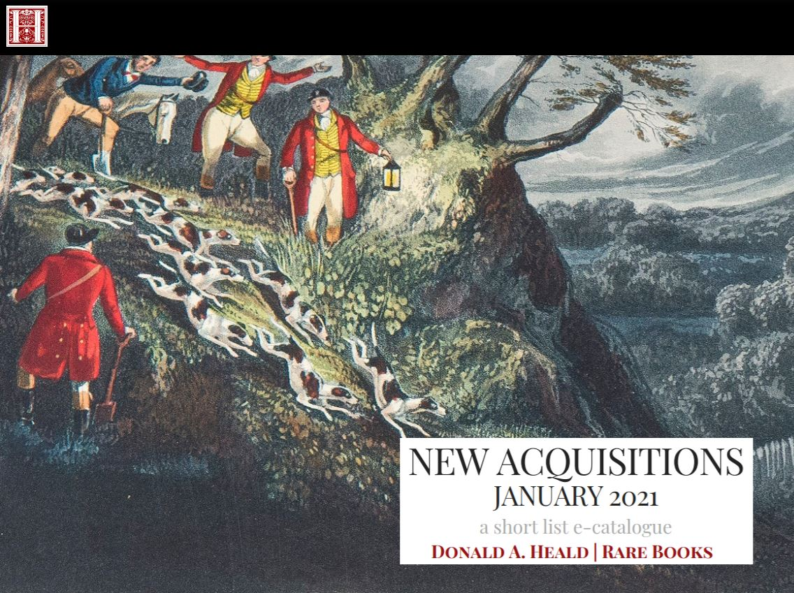 New Acquisitions January 2021