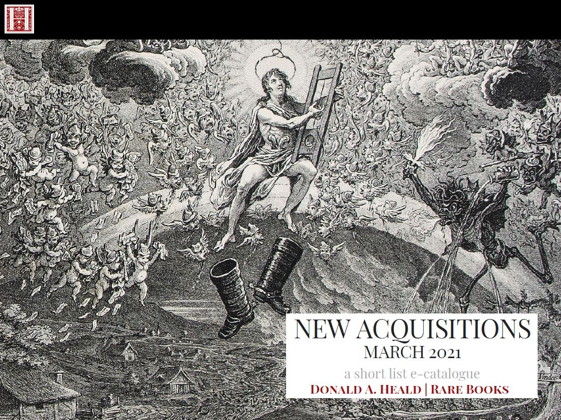 New Acquisitions March 2021