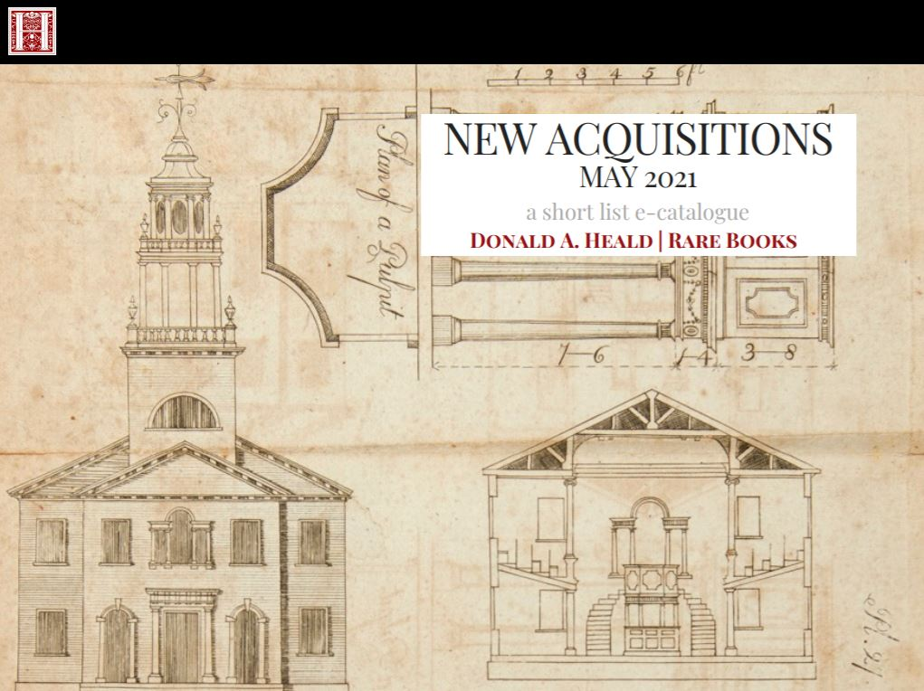 New Acquisitions May 2021