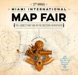 Miami International Map Fair