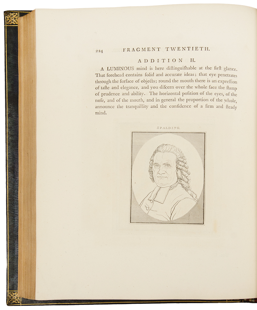 essays on physiognomy designed to promote the knowledge and love essays on physiognomy designed to promote the knowledge and love of mankind illustrated