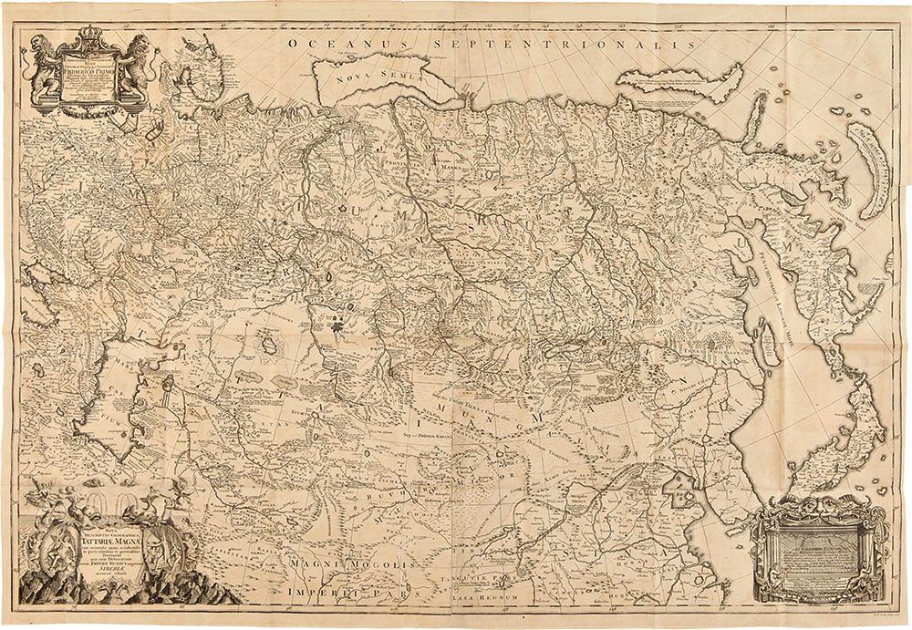 An Histori Geographical Description Of The North And Eastern Part Of
