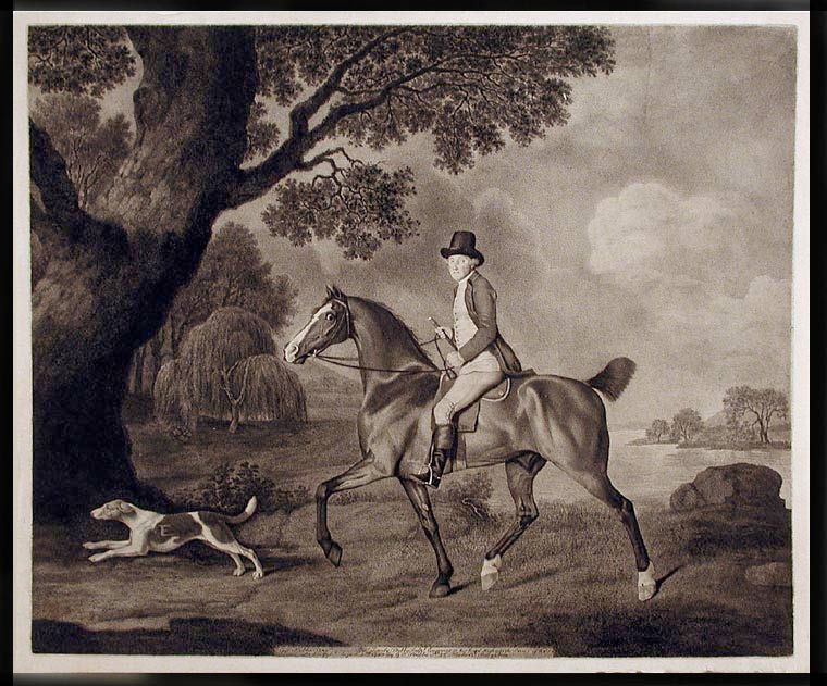 William Evelyn, Esq. George STUBBS, George Townly STUBBS.