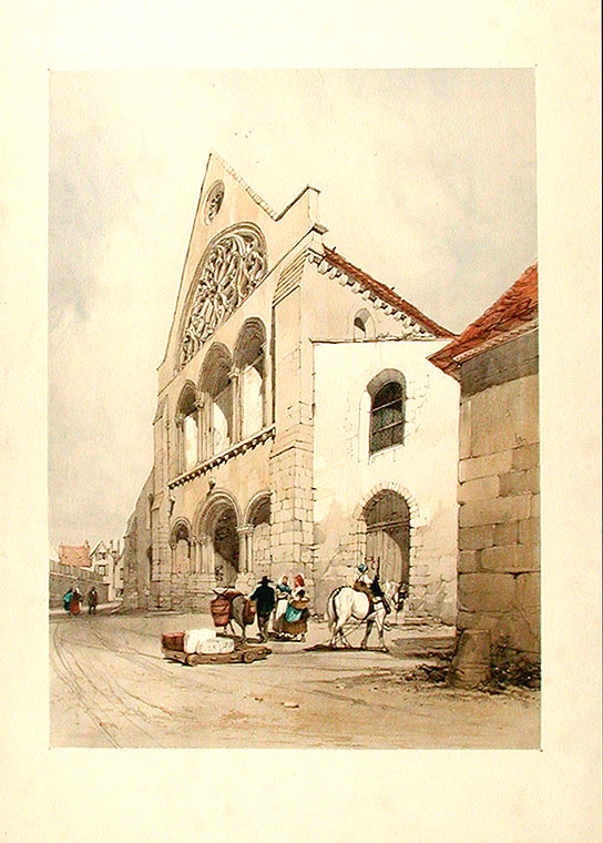 St. André, Chartres. Thomas SHOTTER BOYS.
