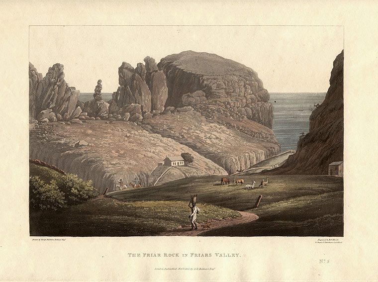 {rtf1ansideff0{fonttbl {f0fswiss MS Sans Serif;}}pardf0fs20 The Friar Rock in the Friars Valley}. George Hutchins BELLASIS.