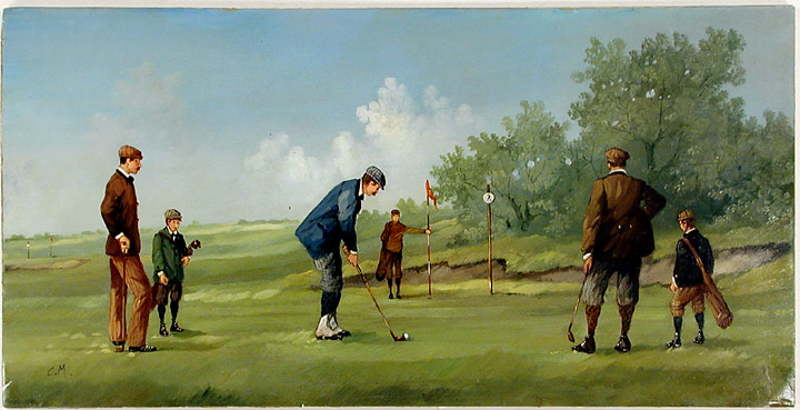 Edwardian Golf. Marco CERI.