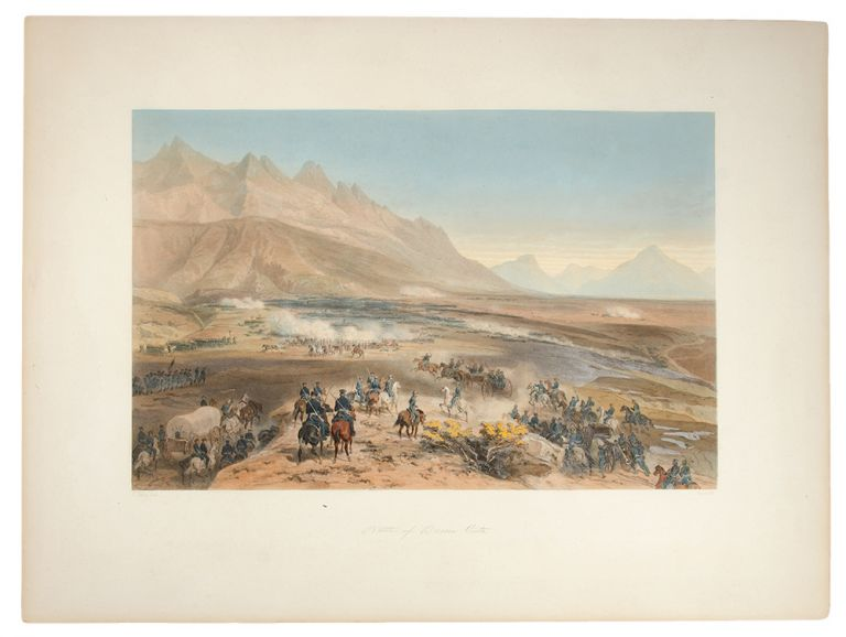 The War between the United States and Mexico illustrated, embracing pictorial drawings of all the principal conflicts ... with a description of each battle. George Wilkins KENDALL, Carl NEBEL.