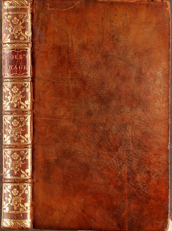 Journal of the Resolution's Voyage, in 1772, 1773, 1774, and 1775. On Discovery to the southern hemisphere, by which the non existence of an undiscovered continent ... is demonstratively proved. Also a journal of the Adventure's voyage, in the years 1772, 1773, and 1774. With an account of the separation of the two ships. John MARRA.