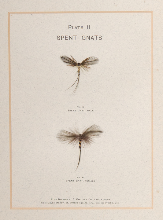 Modern Development of the Dry Fly: The New Dry Fly Patterns, the Manipulation of Dressing them, and Practical Experiences of their Use. Frederic M. HALFORD.