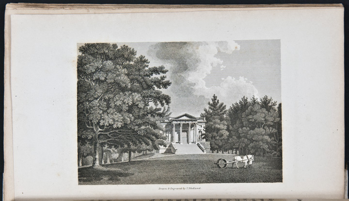Stowe. A description of the house and gardens of ... Richard Grenville Nugent Chandos Temple, Marquess of Buckingham & Chandos. John SEELEY, publisher.