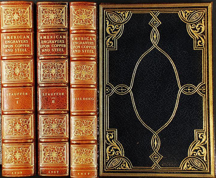 American Engravers upon Copper and Steel. David McNeely STAUFFER, Mantle FIELDING.