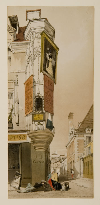 Vieille Rue de Temple, Paris. Thomas SHOTTER BOYS.