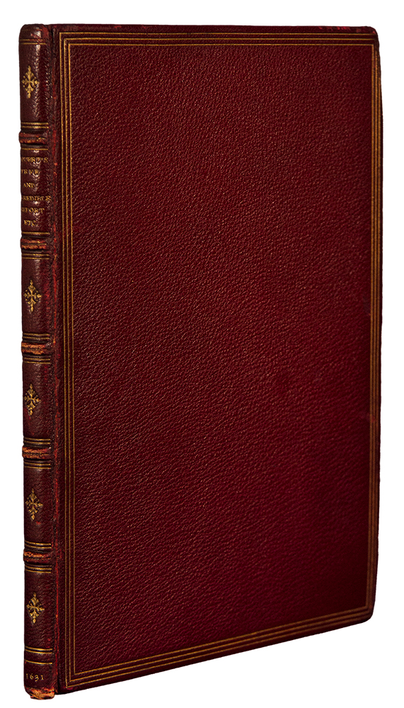 A True and Almost Incredible Report of an Englishman, that (being cast away in the good Ship called the Assension in Cambaya, the farthest part of the East Indies) travelled by Land thorow many unknowne Kingdomes and great Cities. With a particular Description of all those Kingdomes, Cities, and People: As also, a Relation of their commodities and manner of Traffiqne, and at what seasons of the yeere they are most in use. Faythfully related: With a Discovery of a Great Emperour called the Great Mogoll, a Prince not till now knowne to our English Nation. Robert COVERTE.