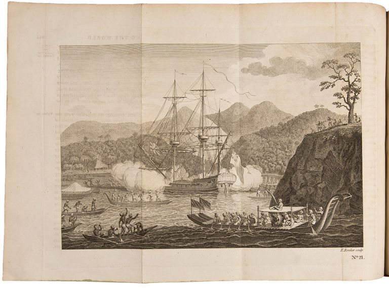 An Account of the Voyages undertaken by the order of His Present Majesty for making discoveries in the Southern Hemisphere, and successively performed by Commodore Byron, Captain Wallis, Captain Carteret, and Captain Cook, in the Dolphin, the Swallow, and the Endeavour; Drawn up from the journals which were kept by the several commanders, and from the papers of Joseph Banks. Capt. James COOK, - John HAWKESWORTH, 1715?-1779.