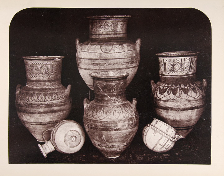 Lawrence-Cesnola Collection. Cyprus Antiquities, excavated ...1876-1879. Alexander PALMA di CESNOLA.
