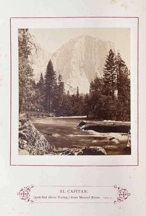 The Wonders of Yosemite Valley, and of California ... with original photographic illustrations, by John P. Soule. Samuel KNEELAND, photographer Martin Mason HAZELTINE.