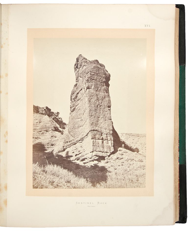 Sun Pictures of Rocky Mountain Scenery, With a Description of the  Geographical and Geological Features, and Some Account of the Resources of  the Great