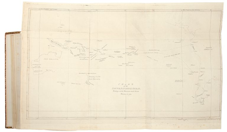 An Historical Collection of the Several Voyages and Discoveries in the South Pacific Ocean. Alexander DALRYMPLE.