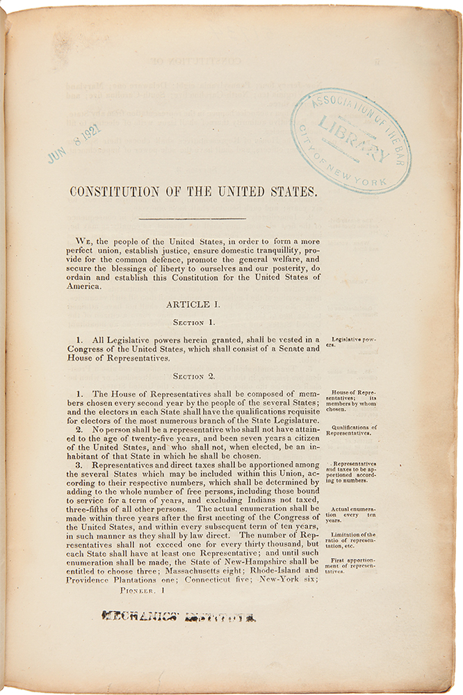 Acts, Joint Resolutions and Memorials Passed by the First Legislative Assembly of the Territory of Minnesota...[issued with:] Republication of Important General Laws of Wisconsin, now in Force in the Territory of Minnesota, by Provision of the Organic Act. MINNESOTA TERRITORIAL LAWS.