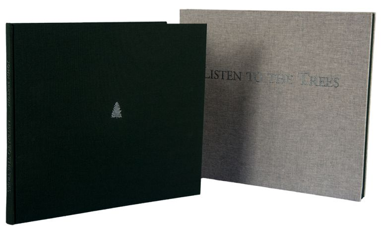Listen to the Trees. Introduction by Stewart L. Udall. Essay by James Baker. John SEXTON, photographer, 1953-.