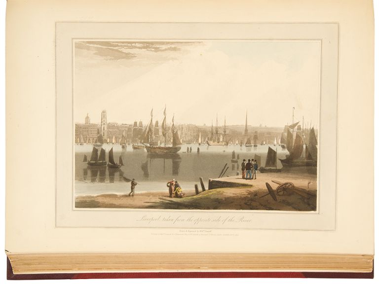 A Voyage round Great Britain, undertaken in the summer of the year 1813, and commencing from the Land's-End, Cornwall ... with a series of views, illustrative of the character and prominent features of the coast, drawn and engraved by William Daniell. Willam DANIELL, Richard AYTON.