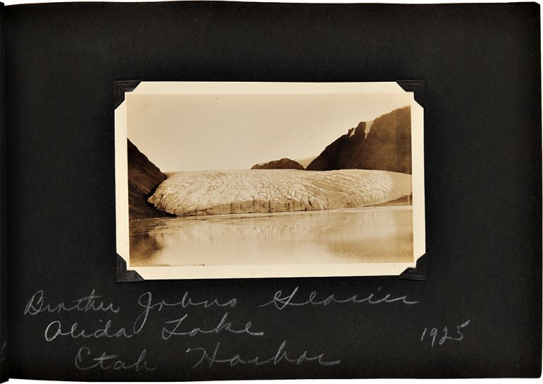 Album of Original Photographs from three Arctic expeditions commanded by Donald Baxter MacMillan. Donald Baxter MACMILLAN.