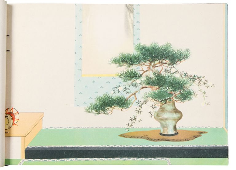 Modern Japanese Art of Flower Arrangements. Vol. V. JAPAN.