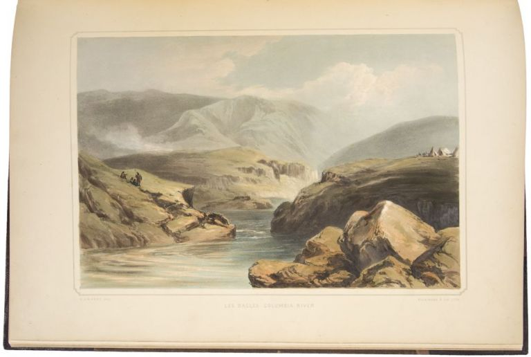 Sketches in North America and the Oregon Territory. By Captain H. Warre, (A.D.C. to the late Commander of the Forces). General Sir Henry James WARRE.
