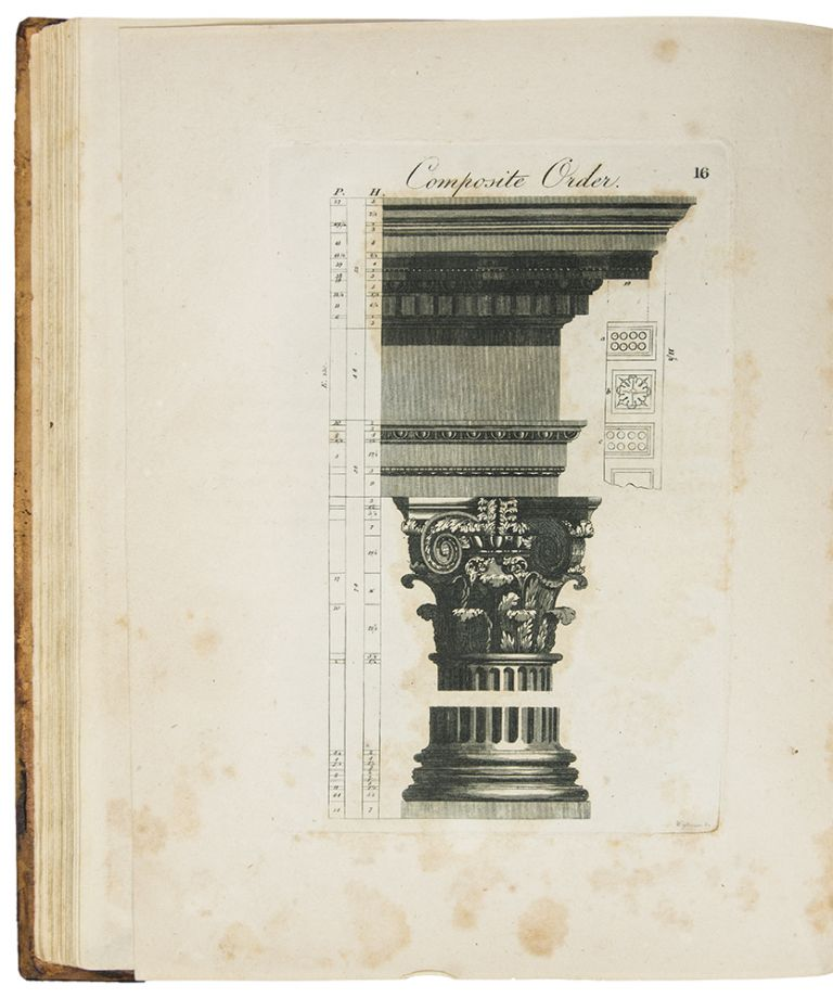 The American Builder's Companion; or, A System of Architecture, particularly adapted to the present style of building ... Second Edition, Corrected and Enlarged. Asher BENJAMIN.