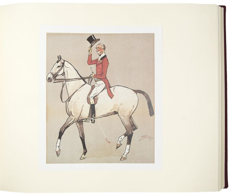 Snaffles. Being a Selection of his Hunting and Racing Prints. Charles Johnson PAYNE.