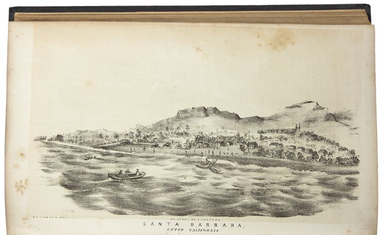 A Pictorial View of California; including a Description of the Panama and Nicaragua Routes, with information and advice interesting to all, particularly those who intend to visit the Golden Region. By a Returned Californian. John M. LETTS.