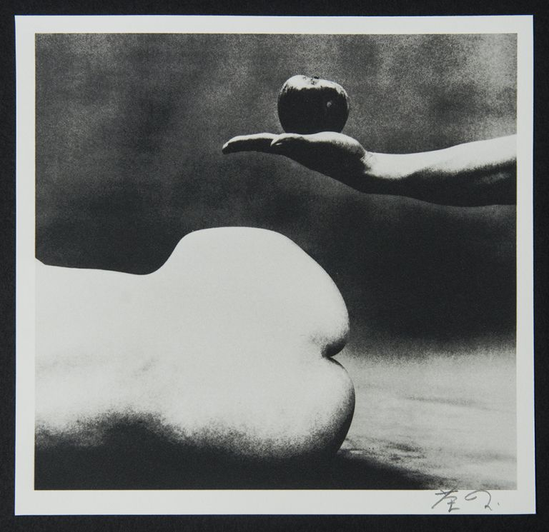 Flowers of Evil. Les Fleurs du Mal. Poems by Charles Baudelaire, translated from the French & with an introduction by John Wood. Photographs and an Afterword by Eikoh Hosoe. Eikoh HOSOE, photographer, b.1933.