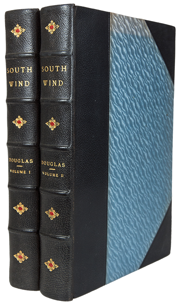 South Wind ... Edition Illustrated by John Austen. Norman DOUGLAS.