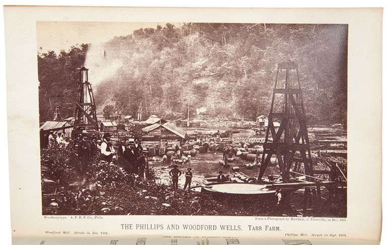 The Early and Later History of Petroleum, with Authentic Facts in Regard to its development in Western Pennsylvania. J. T. HENRY.