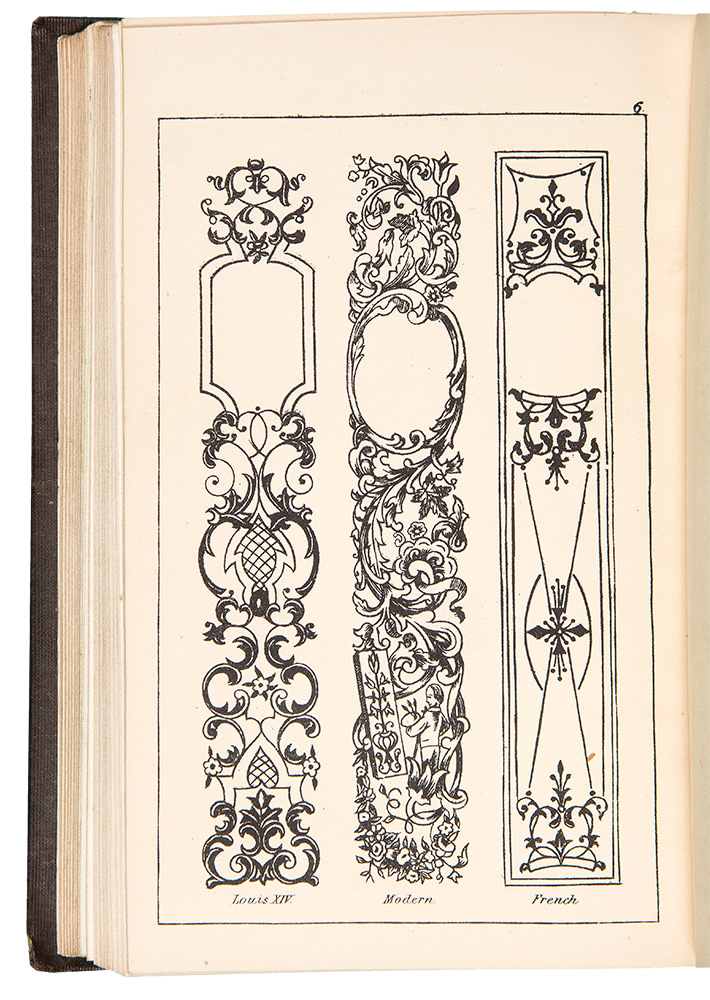 A Manual of the Art of Bookbinding: containing Full Instructions in the Different Branches of Forwarding, Gilding, and Finishing. Also, The Art of Marbling Book-Edges and Paper. The whole designed for the Practical Workman, the Amateur, and the Book-Collector. James B. NICHOLSON.
