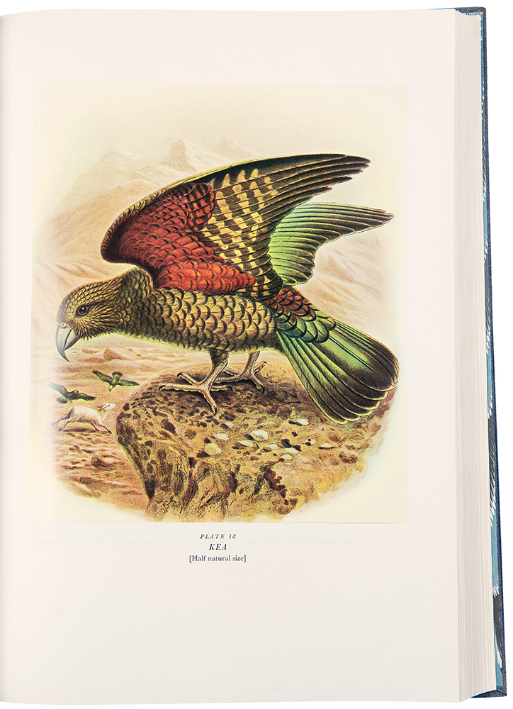 Buller's Birds of New Zealand: a New Edition of Sir Walter Lawry Buller's A History of the Birds of New Zealand. Walter Lawry BULLER, - E. G. Turbott.