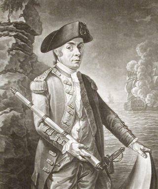 [John Paul Jones, Commander in a Squadron in the Service of The Thirteen United States of America, 1779]