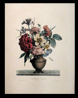 Bouquets Variés. After Jules SETTE
