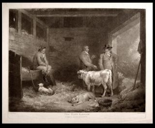 The Hard Bargain. William after George MORLAND WARD