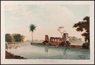 A View of Shekoabad. William HODGES