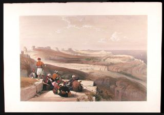 Askelon. After David ROBERTS