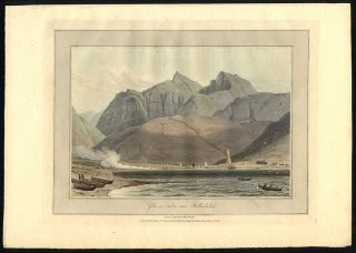 Glen-coe taken near Ballachulish. William DANIELL
