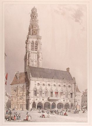 Hotel de Ville, Arras. Thomas SHOTTER BOYS