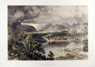 Windermere Water Head. After James Baker PYNE